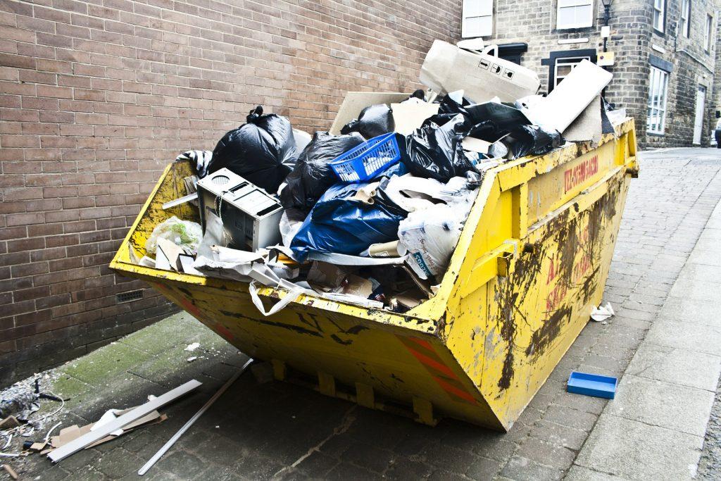 Znižovanie energie opätovným recyklovaním odpadu