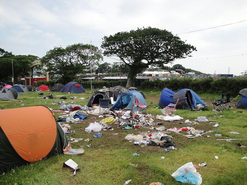 Na veľkých festivaloch sú plastové poháre, fľaše a nádoby ekologickým problémom číslo jedna.