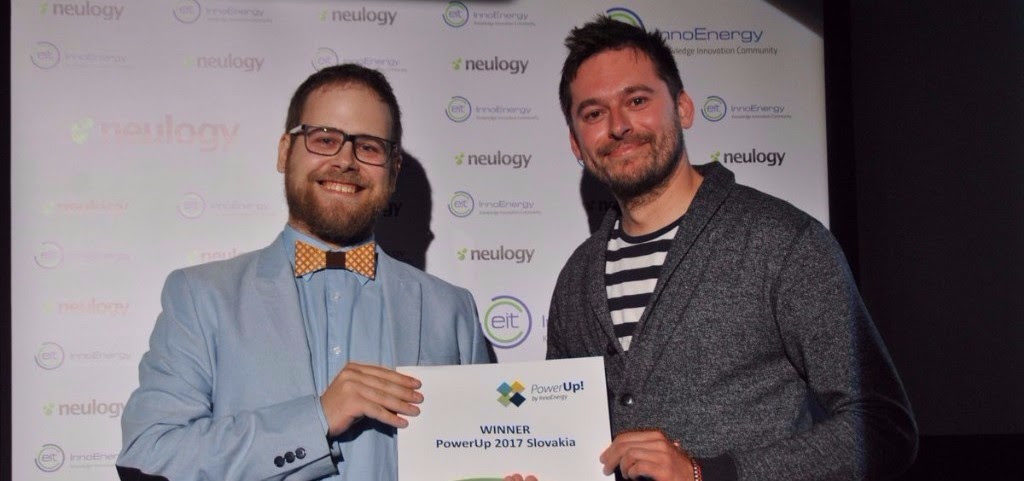 Igor Žáček a Michal Michlík tvoria tím v startupe Nice Vision