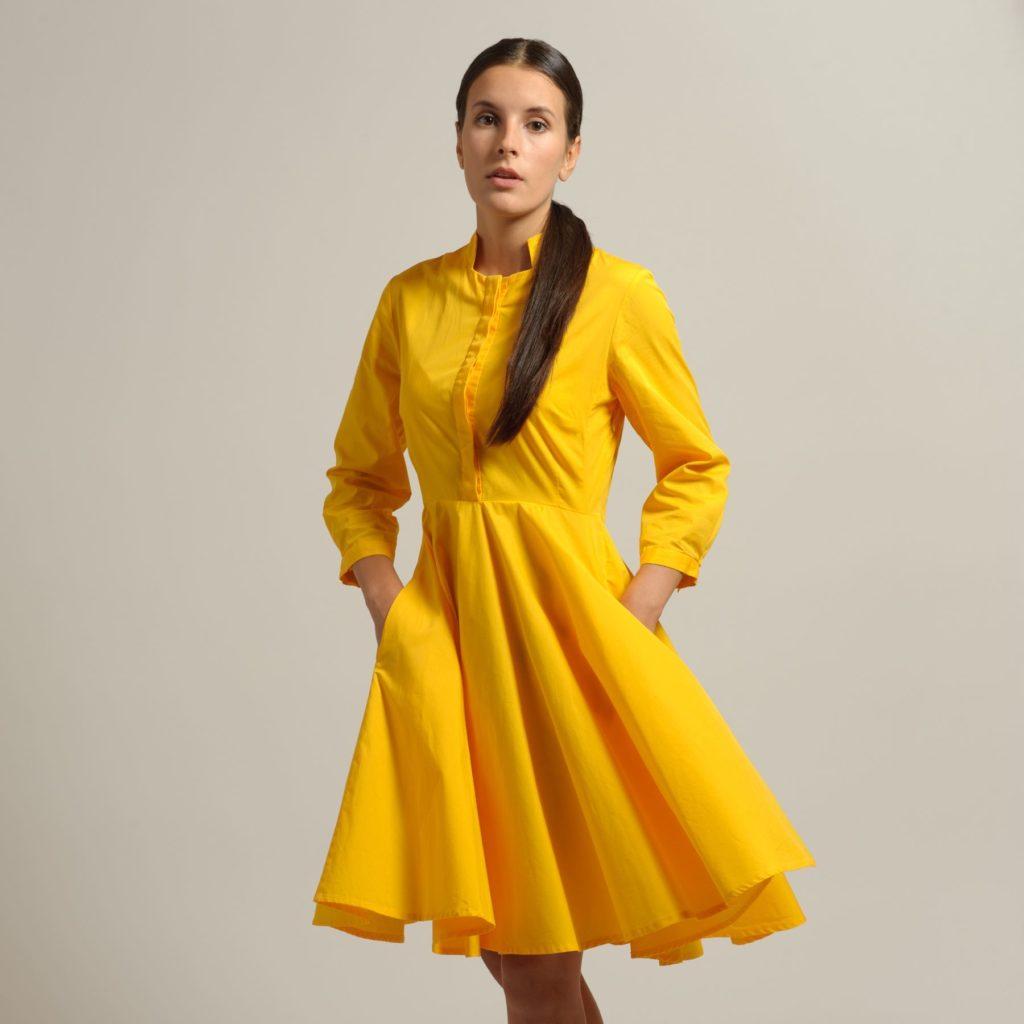 Módna značka CILA sa riadi myšlienkami slow fashion