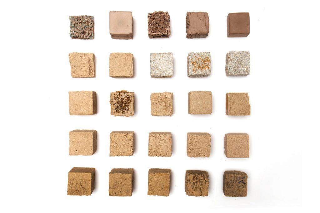 Piesok z púšte ako nová alternatíva betónu.